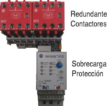 Click to enlarge - Fig 4.82 Contactor Overload Protection
