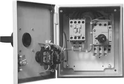 A-B 103H-NX4D IEC Enclosed Motor Controller Kit