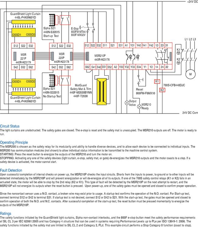 Motor Control Design likewise Possible Fool 3ph Input Vfd Into Using 1ph Input Household Use 267180 also Start Stop Station Wiring Diagram also Allen bradley press control besides 1756 Ib16d Wiring Diagram. on allen bradley vfd wiring diagram