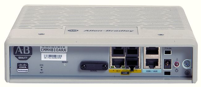 Click to enlarge - Stratix 5900 Router